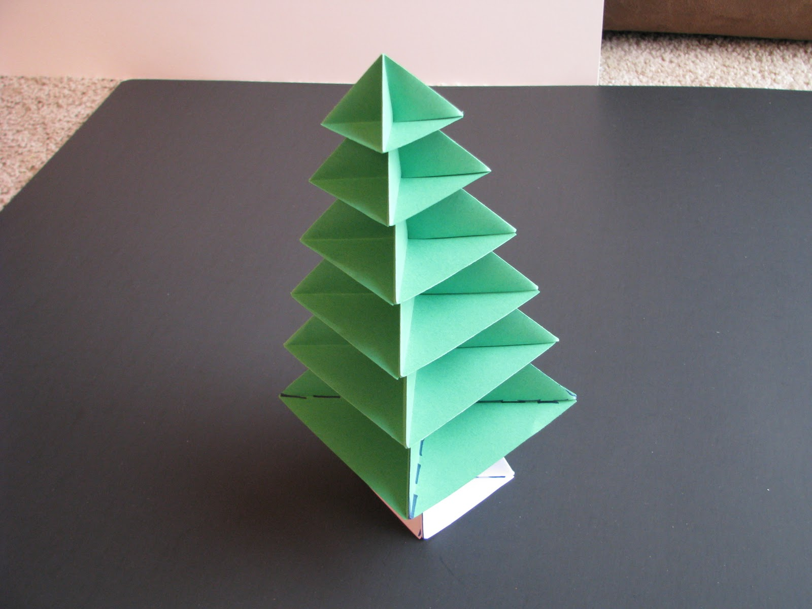 water bomb base  Origami Instructions