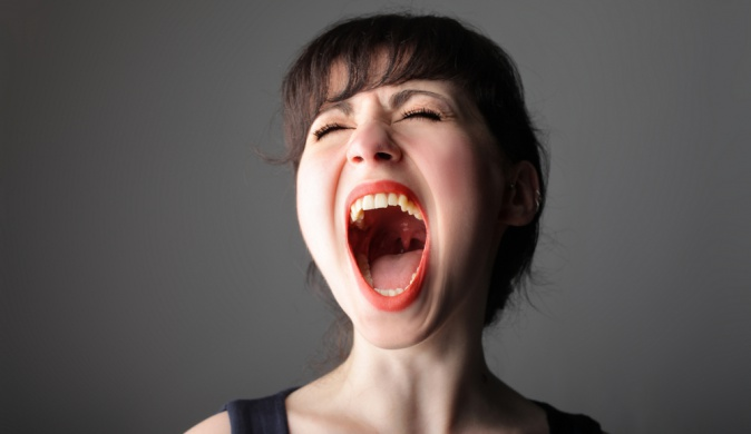 my problem with her anger Stories by eric bartels eric bartels is a feature writer for the portland tribune my problem with her anger posted on: aug 16, 2004, source: alternet  this.